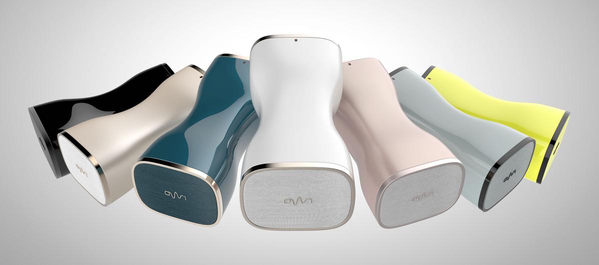 0W1 Portable Speaker