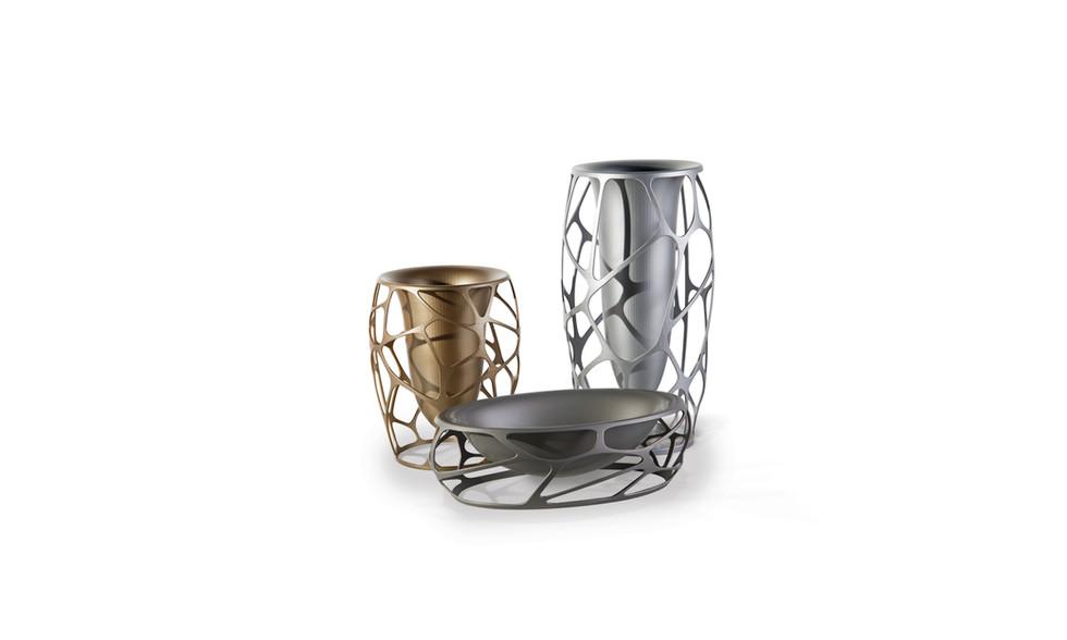 Exos 3D Printed Vase