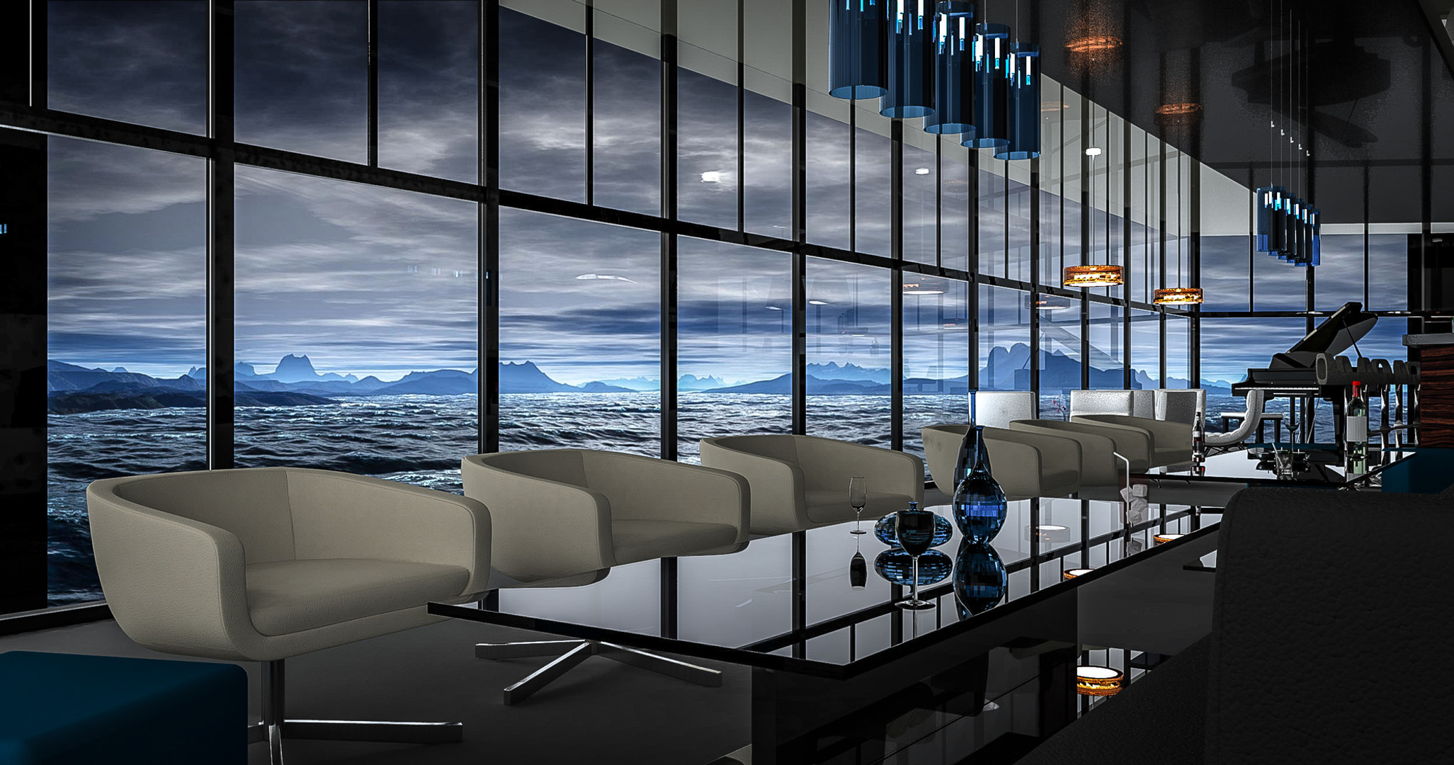 Nautila Concept Home