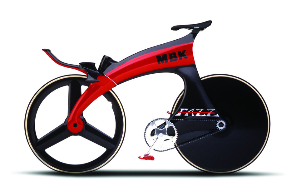 MBK Fazz Bicycle