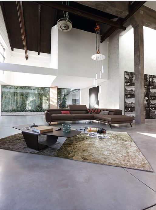 Astoria Sofa & Dynam Table