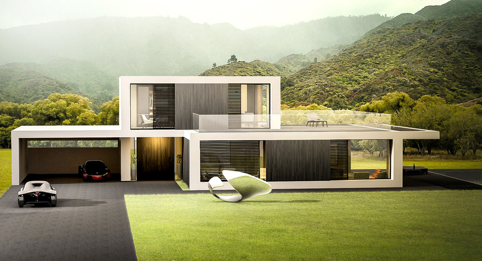 Very Dwell Concept House 2