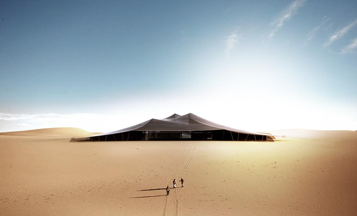 Dune Hotel Concept