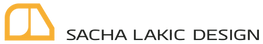 Logo entreprise Sacha Lakic Design