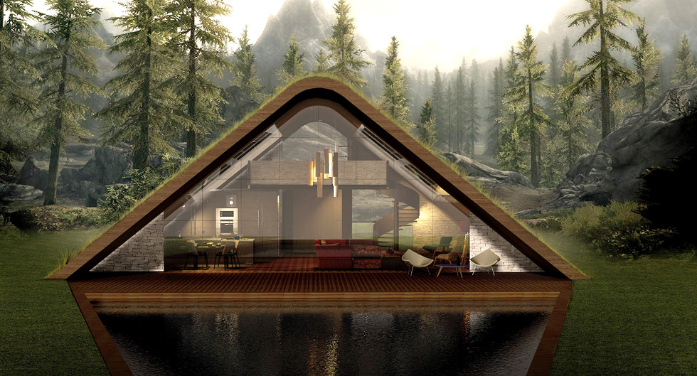 Very Dwell Concept House