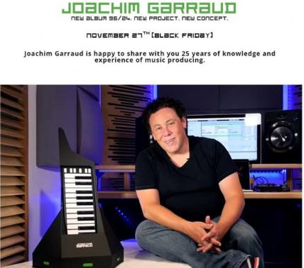 SACHA LAKIC & JOACHIM GARRAUD