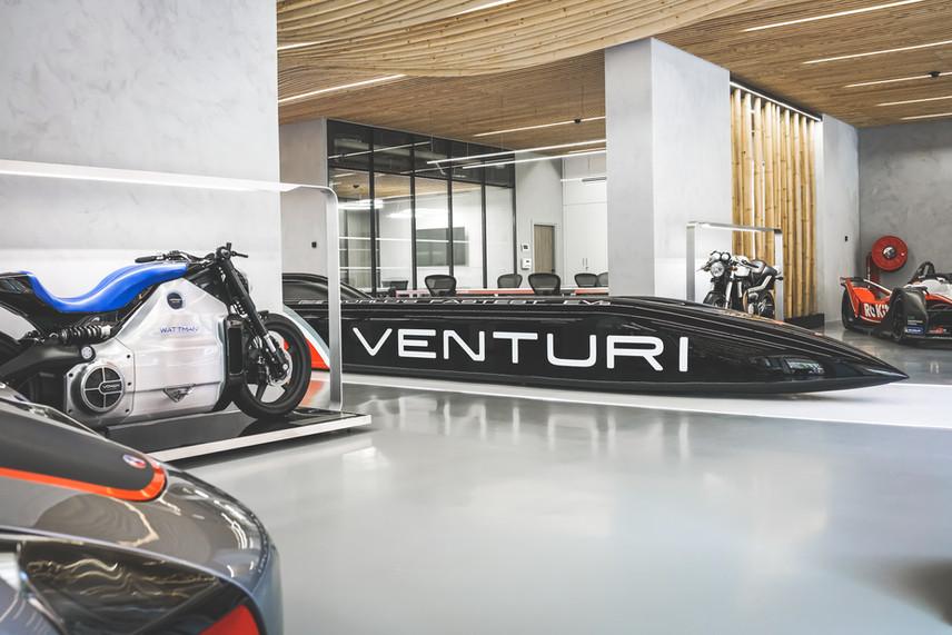 Venturi Automobiles HQ Monaco