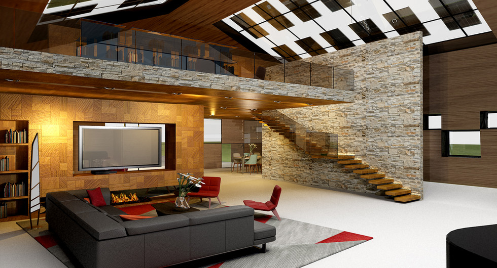 Very Dwell Concept Interiors