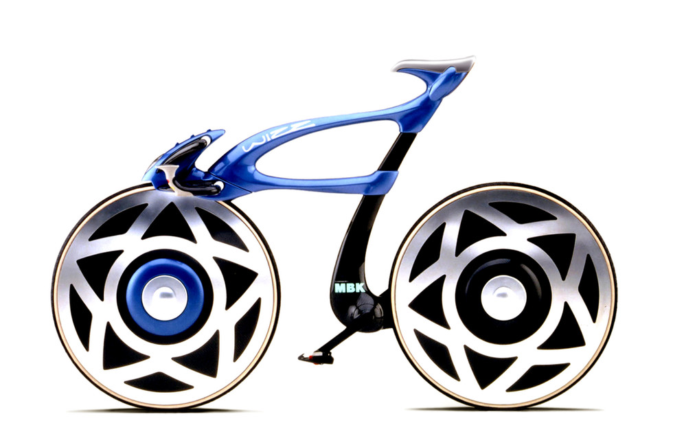 MBK Wizz Bicycle