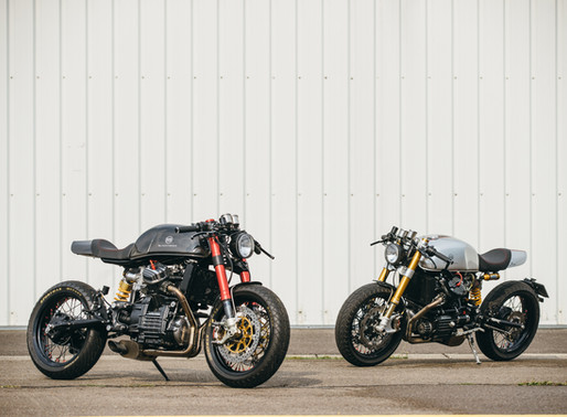 BRAND LAUNCH - BLACKTRACK MOTORS