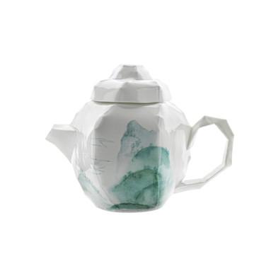 Théière - Teapot 17 cm, 0.75 l  © Nymphemburg
