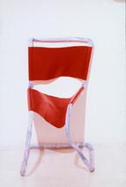 Mies, 2000, acrylique s/montage en papier, 79 x 49 x 50 cm  © photographe Enrique Ahumada