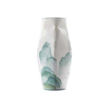 Vase S 21 cm, Ø 7 cm  © Nymphemburg