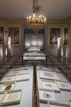 Exposition Rivage, 2012-2013, Musée du tissus et des arts décoratifs, Lyon  © photographe Pierre Verrier