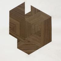 Furniture ( Room 2 ), 2020, collage, 40x31cm  © Ruth Gurvich