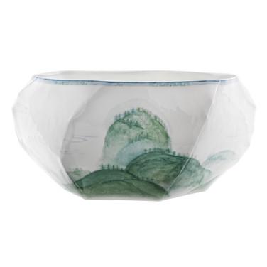 Corbeille à fruit - Fruit bowl 13 cm, Ø 24 cm  © Nymphemburg
