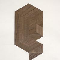 Furniture ( Room 1 ), 2020, collage, 40x30cm  © Ruth Gurvich