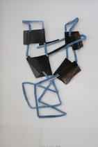 S/T, 1999, acrylique s/montage en papier, 31.5 x 39.5 cm  © photographe Ruth Gurvich