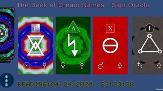 The Book of Dream Names App Dev