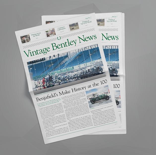 William Medcalf – Vintage Bentley
