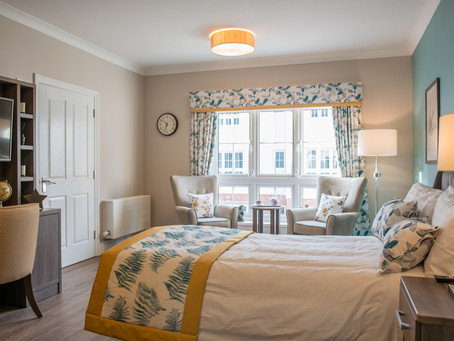 How to make a bedroom dementia friendly