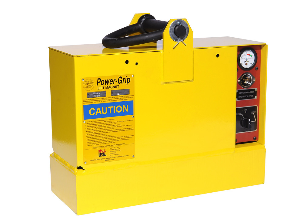 The use of a car battery in most of our models of lift magnets, be aware of temperature changes and storage conditions of your magnets.