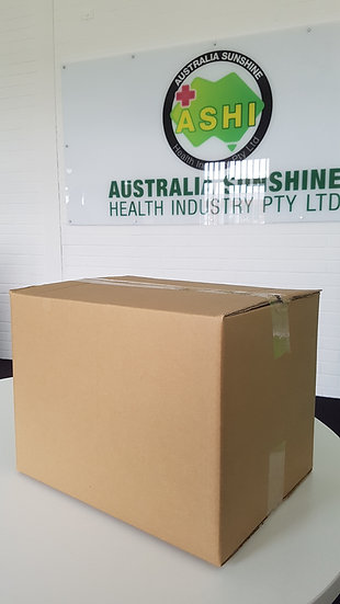 Strong packing box