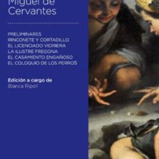 NOVELAS EJEMPLARES (MIGUEL DE CERVANTES SAAVEDRA)