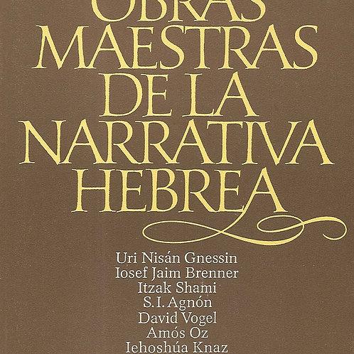 Ocho obras maestras de la narrativa hebréa (Uri Nisán, Iosef Jaim...)