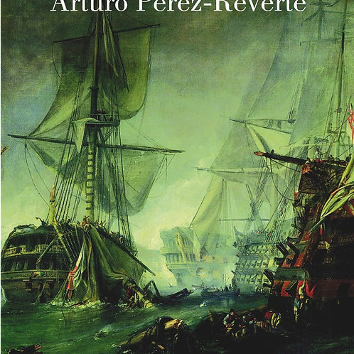 Cabo Trafalgar (Arturo Pérez-Reverte)