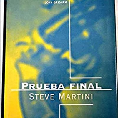 PRUEBA FINAL (STEVE MARTINI)