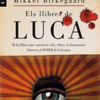 ELS LLIBRES DE LUCA (edición en catalán) MIKKEL BIRKEGAARD
