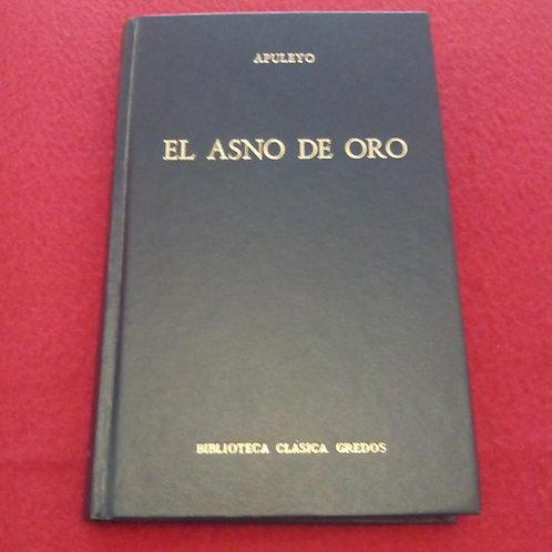EL ASNO DE ORO (APULEYO)