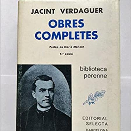 Jacint Verdaguer- Obres Completes