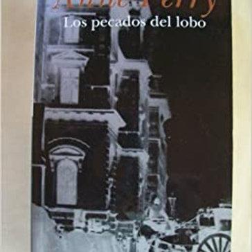 LOS PECADOS DEL LOBO (ANNE PERRY)