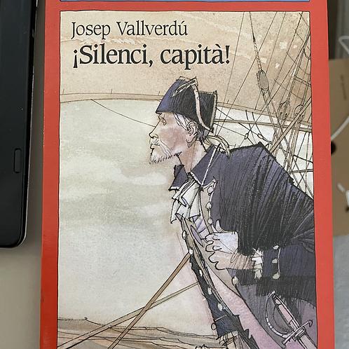 SILENCI, CAPITA (edición en catalán) JOSEP VALLVERDU