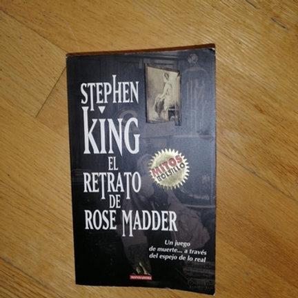 El retrato de Rose Madder (Stephen King)