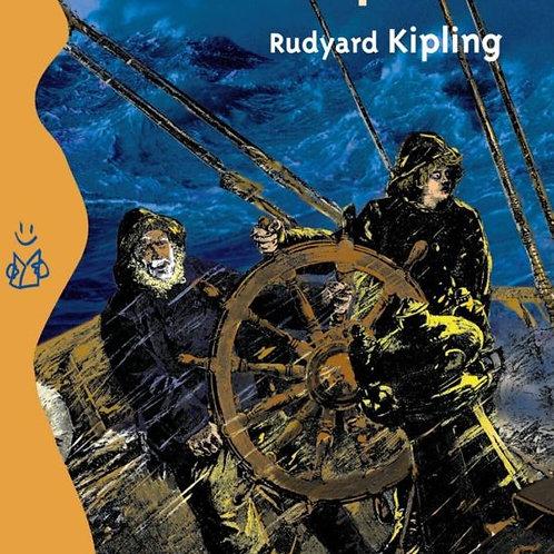 CAPITANES INTREPIDOS (RUDYARD KIPLING)