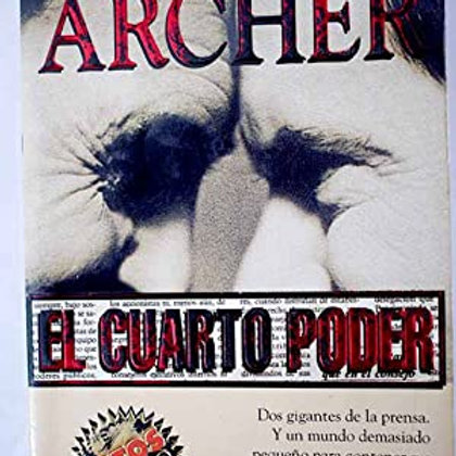 El cuarto poder  (Jeffrey Archer)