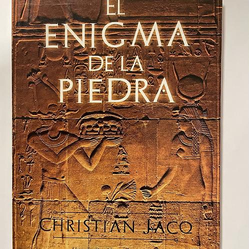 EL ENIGMA DE LA PIEDRA (CHRISTIAN JACQ)