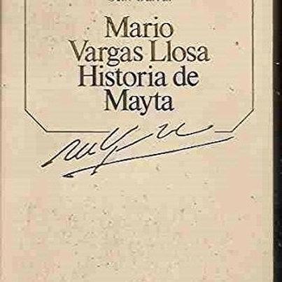 Historia de Mayta (Mario Vargas Llosa)