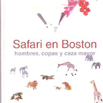 Safari en Boston (Sarah Mlynowski)