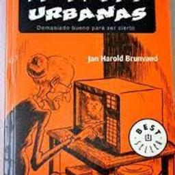 El fabulos libro de las leyendas urbanas (Jan Harold Brunvand)