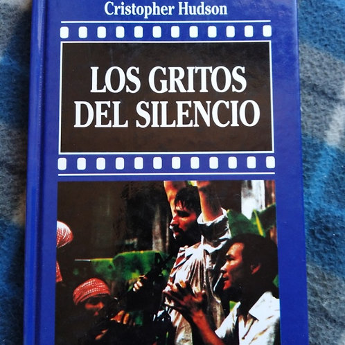 Los Gritos de Silencio Cristopher Hudson Novela De Cine Coleccion Español1984