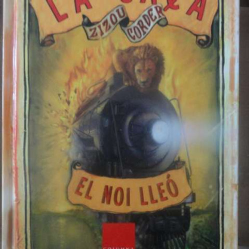 EL NOI LLEO II; LA CAÇA  (edición en catalán) ZIZOU CORDER
