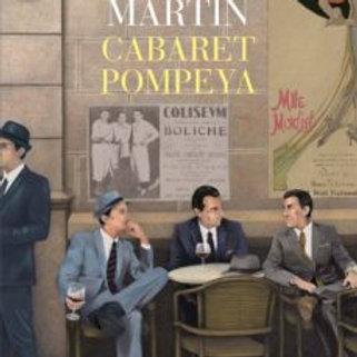 CABARET POMPEYA (edición en catalán) ANDREU MARTIN