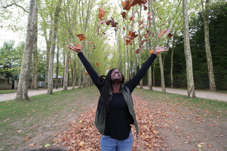 Jardin de Versailles.