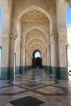 April 2015 Casablanca Morocco