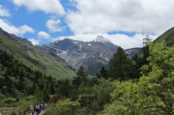 August 2015 Jiuzhaigou Valley