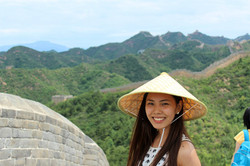 August 2015 Great Wall Beijing